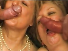 French mature 6 2blonde bbw anal mom in groupsex..