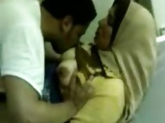 The perfect egyptian woman getting fucked good