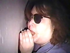 Gloryhole amateur