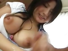 Pretty sexy shapely young japanese girl