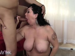 Huge honey alexis couture pleases this guy\'s cock